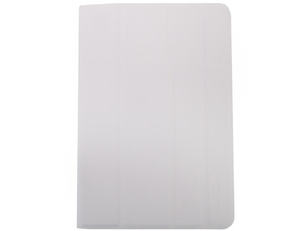 Чехол SUMDEX TCH-704 WT Чехол для планшета 7-7,8 универсальный Белый чехол sumdex tch 974 bk чехол для планшета 9 7 универсальный черный