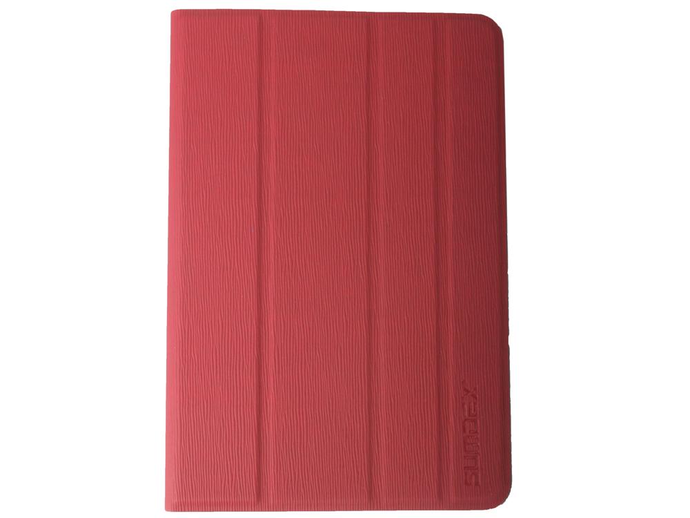 Чехол SUMDEX TCK-705 RD Чехол для планшета 7-7,8 универсальный Красный чехол sumdex tch 974 bk чехол для планшета 9 7 универсальный черный