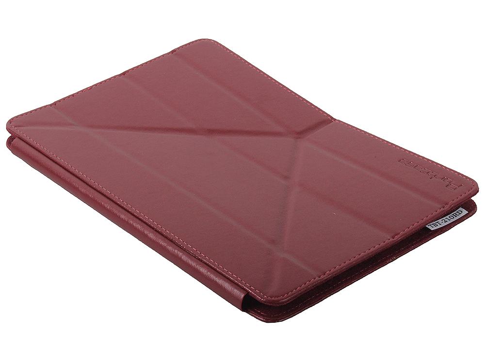 цена на Чехол PORTCASE TBT-210 RD чехол для планшета 10