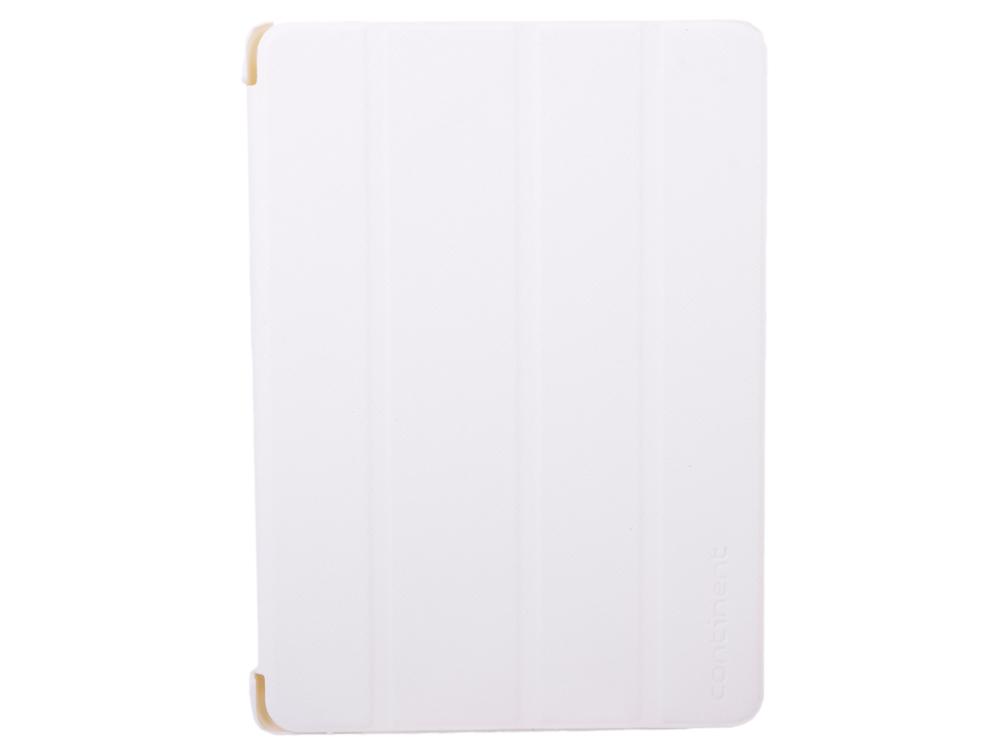Чехол-книжка для планшета iPad Air Continent IP-50 WT White флип, искусственная кожа, пластик чехол для планшета qfy ipad 5 ipad q fs2