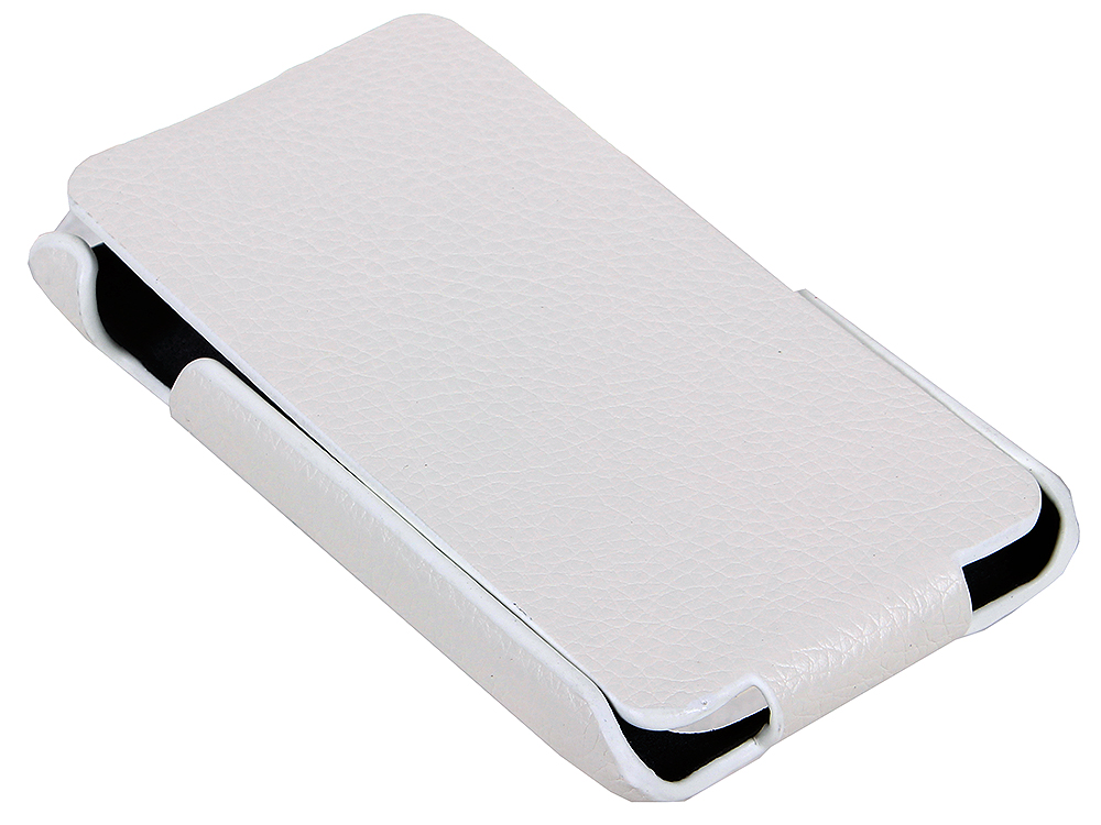 Чехол - книжка iBox Premium для Sony Xperia E1 (белый) чехол накладка из силикона red line ibox crystal для sony xperia xa ultra серый