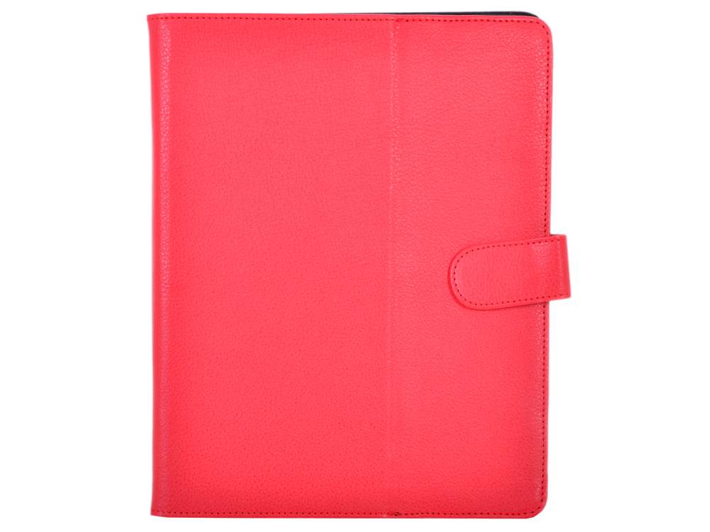 Чехол универсальный IT BAGGAGE для планшета 9.7 искус. кожа красный ITUNI97-3 чехол it baggage для планшета asus fonepad 7 me175cg me172v искусственная кожа красный itasme1752 3