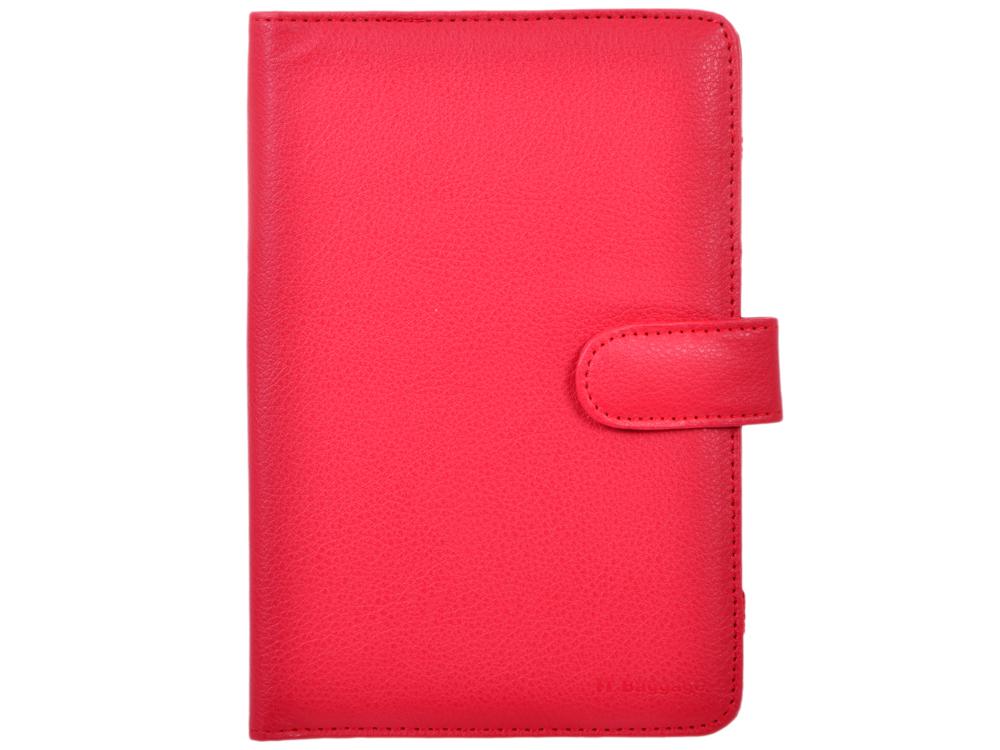 Чехол универсальный IT BAGGAGE для планшета 7 искус.кожа красный ITUNI702-3 чехол sumdex tch 974 bk чехол для планшета 9 7 универсальный черный