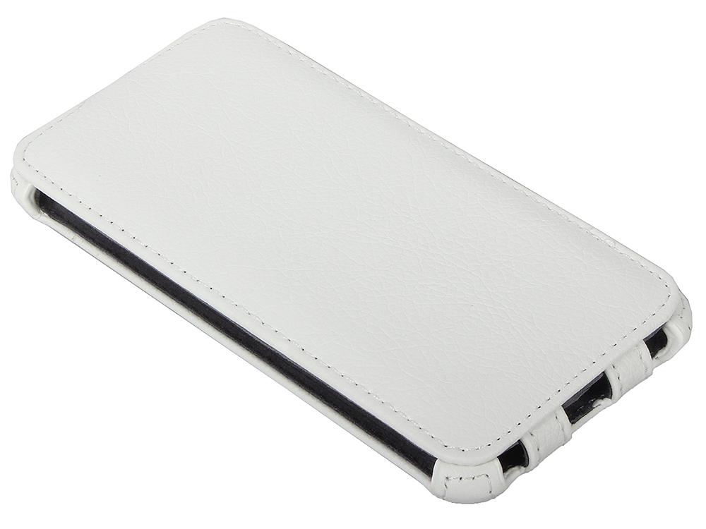 цена на Чехол - книжка iBox Premium для HTC Desire 700 (белый)