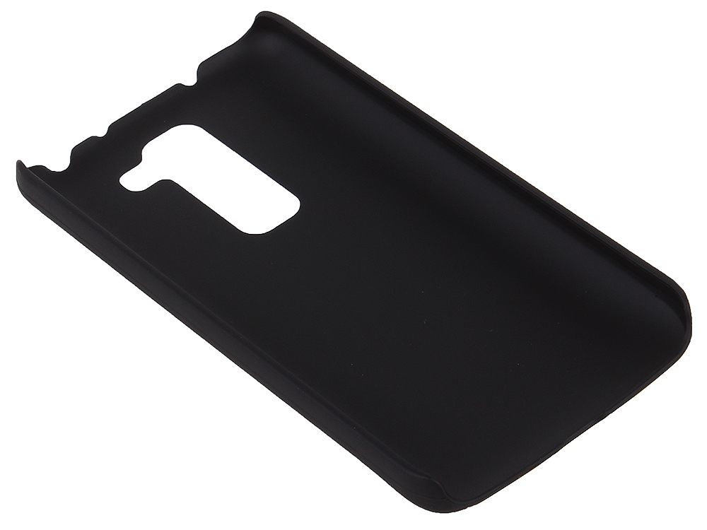 Чехол-накладка для LG G2 mini Nillkin Super Frosted Shield Black клип-кейс, пластик цена