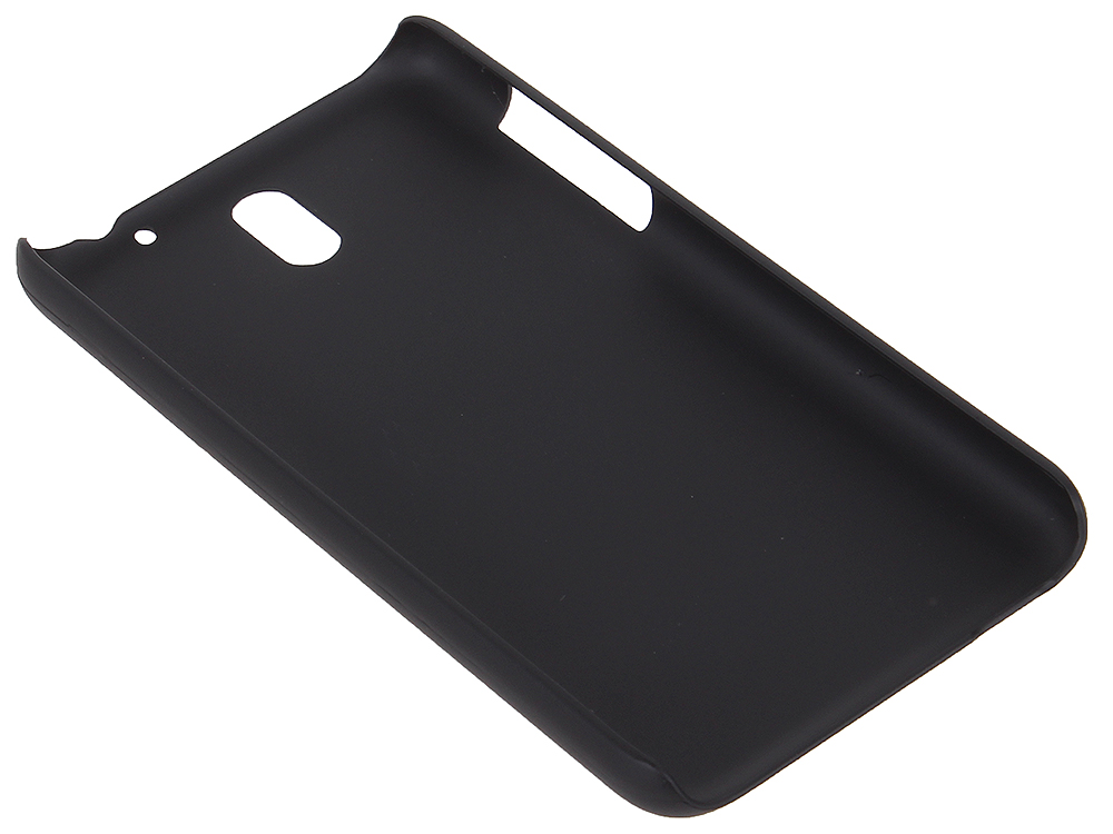 Чехол-накладка для HTC Desire 610 Nillkin Super Frosted Shield Black клип-кейс, пластик чехол клип кейс nillkin super frosted shield для apple iphone 7 розовый