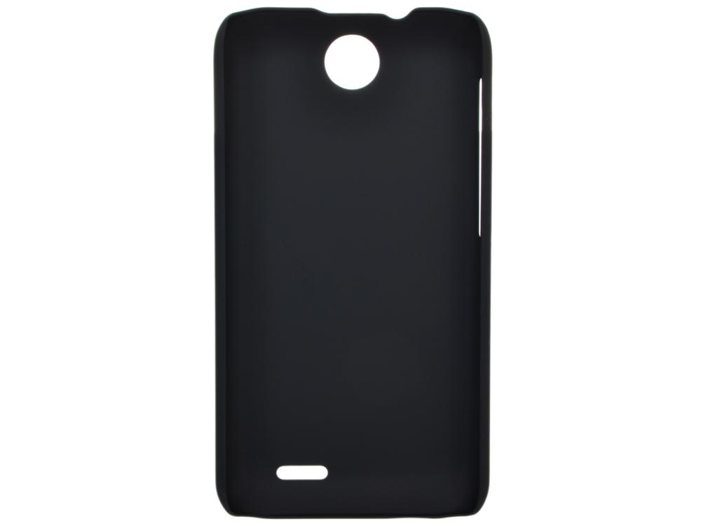 Чехол для смартфона HTC D310W (Desire 310) Nillkin Super Frosted Shield Черный мобильный телефон digma linx a242 2g черный фиолетовый