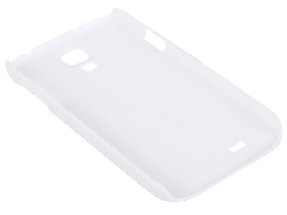 Чехол для смартфона Galaxy S4 Nillkin Super Frosted Shield Белый аксессуар чехол samsung galaxy a7 2016 a710 nillkin frosted shield white