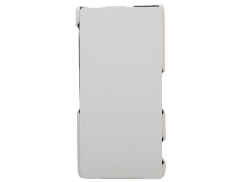 Чехол - книжка iBox Premium для Sony Xperia Z3 (White) ibox ут000005622 white