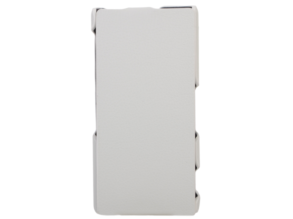 Чехол - книжка iBox Premium для Sony Xperia Z3 (White) чехол накладка из силикона red line ibox crystal для sony xperia xa ultra серый