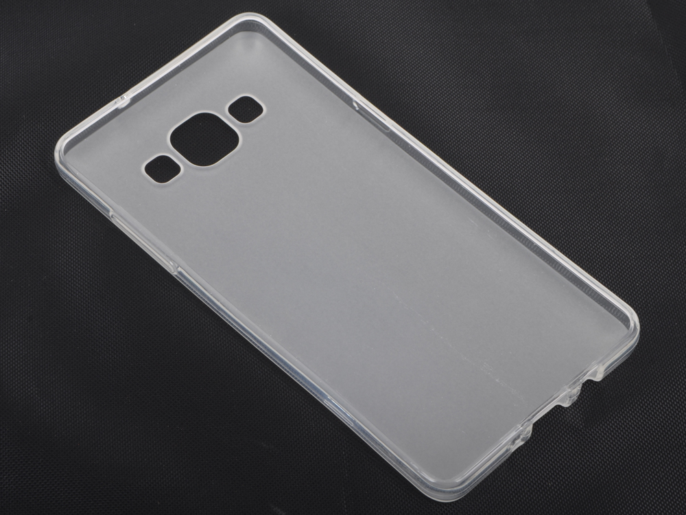 Силиконовый чехол для Samsung Galaxy A5 DF sCase-06 аксессуар чехол накладка samsung galaxy j3 2016 df scase 10