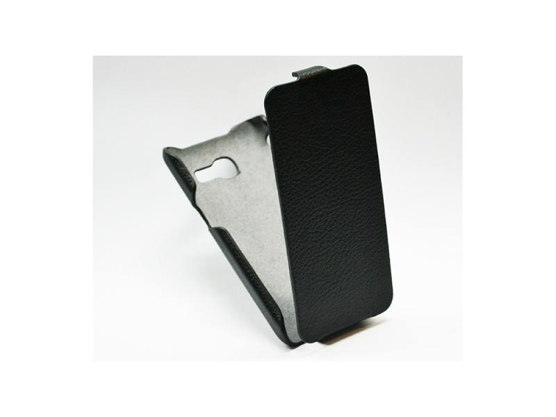 Чехол-книжка для Fly IQ4414 Evo Tech 3 iBox Premium Black флип, искусственная кожа чехол флип для fly iq456 era life 2 красный g o