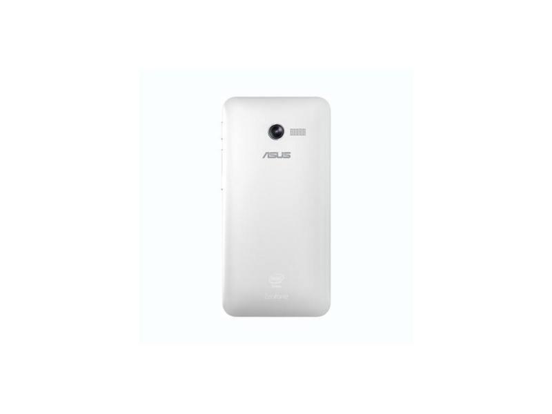 Чехол-накладка для ZenFone A400 PF-01 Asus ZEN CASE 90XB00RA-BSL150 White клип-кейс, поликарбонат чехол для смартфона asus для zenfone 5 zen case красный 90xb00ra bsl110 90xb00ra bsl110