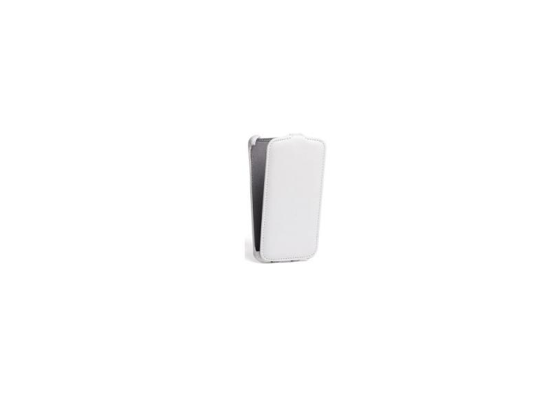 Чехол-книжка для Samsung A5 iBox Premium White флип, кожзаменитель чехол книжка ibox premium для samsung galaxy note 3 белый