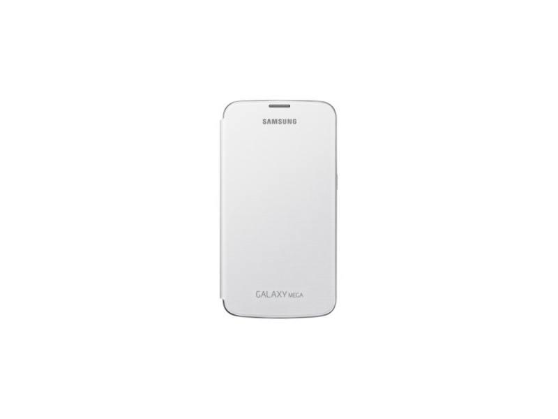 Чехол-книжка для Samsung Mega 6.3 Gissar Rocky 58623 White флип, искусственная кожа, пластик стоимость