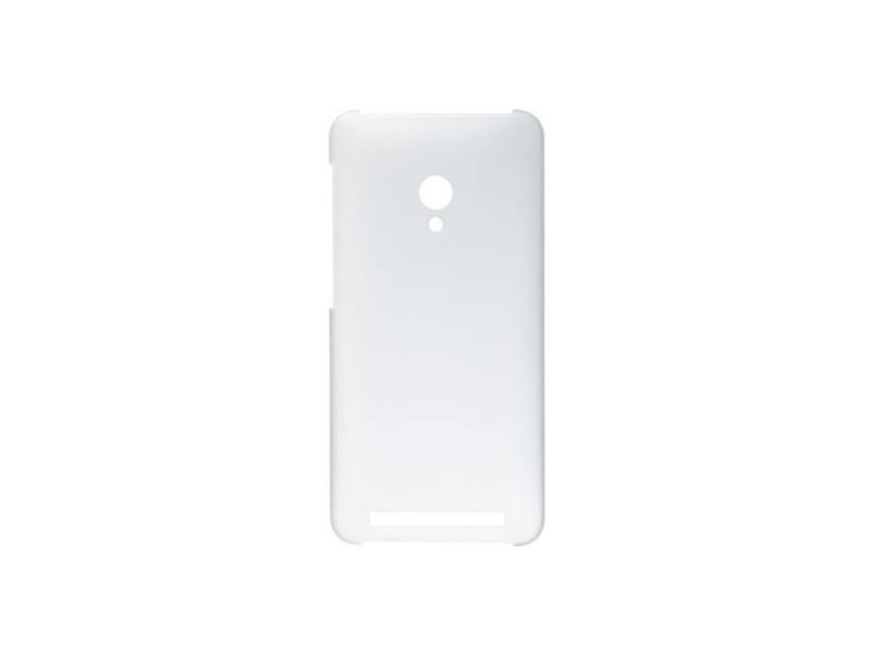 Чехол Asus для ZenFone A500 PF-01 CLEAR CASE прозрачный 90XB00RA-BSL1I0 чехол для смартфона asus для zenfone 5 zen case красный 90xb00ra bsl110 90xb00ra bsl110