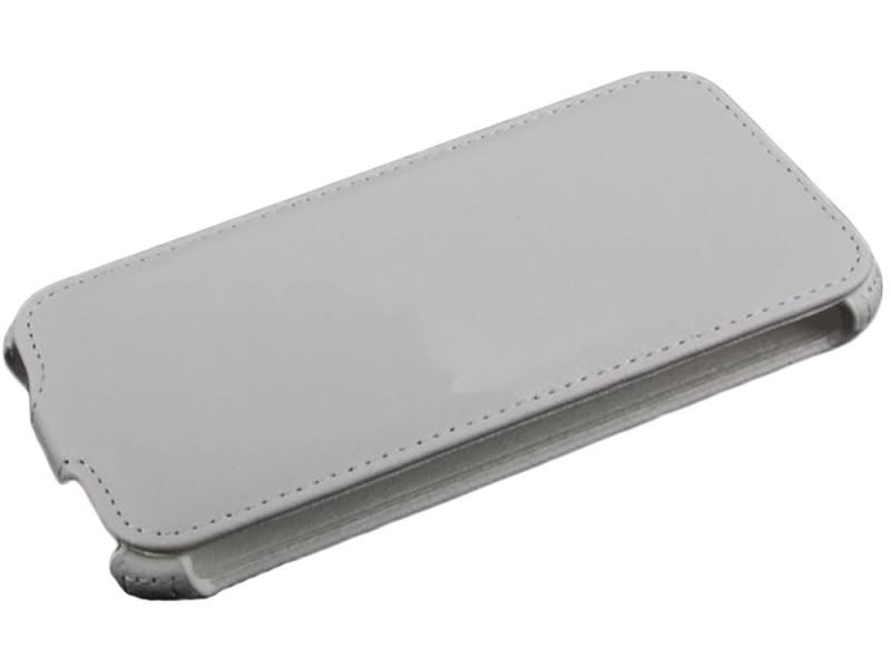 Чехол LP для Samsung G900F Galaxy S5 раскладной кожа белый R0005403 bill hughes samsung galaxy s5 for dummies