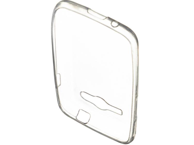 Чехол для Samsung Galaxy E5 iBox Crystal клип-кейс, силикон клип кейс ibox crystal для samsung galaxy j5 прозрачный