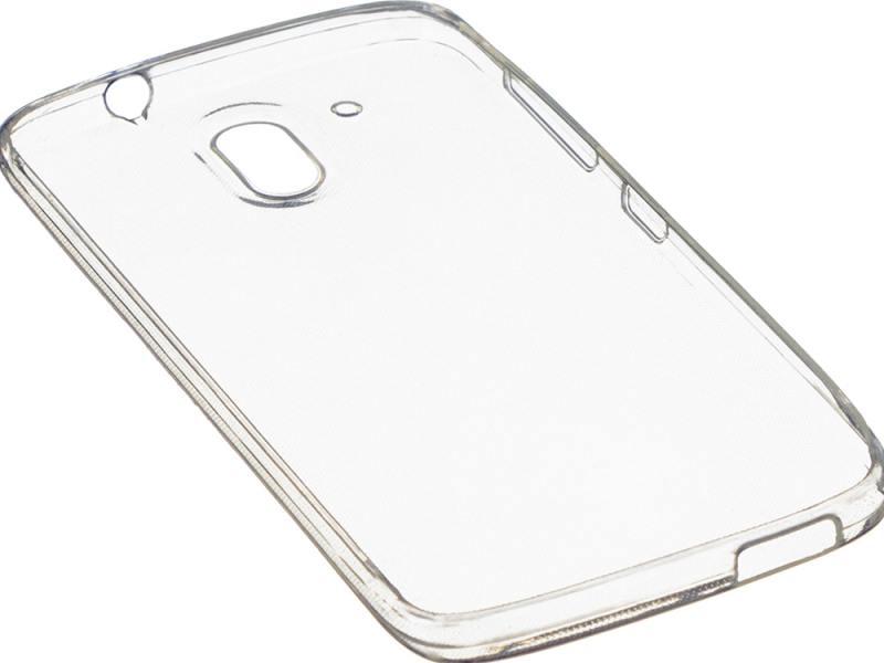 Чехол-накладка для HTC Desire 816 iBox Crystal клип-кейс, силикон чехол накладка для lg g4 stylus ibox crystal клип кейс прозрачный силикон