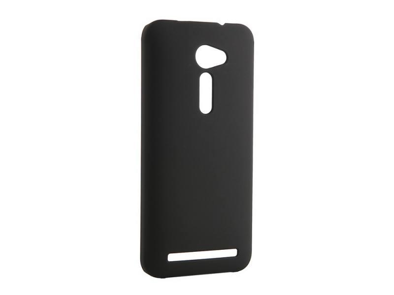 Чехол-накладка для Asus Zenfone 2 ZE500CL 5.0 inch Pulsar CLIPCASE PC Black клип-кейс, пластик стоимость