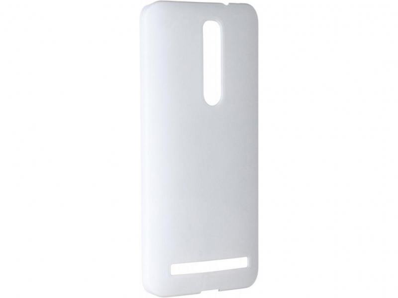 Чехол-накладка для Asus Zenfone 2 ZE551ML Pulsar CLIPCASE PC 5.5 inch White клип-кейс, пластик skinbox клип кейс asus zenfone c zc451cg