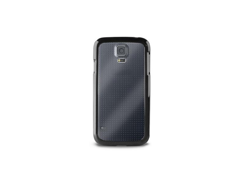 Чехол PURO для Galaxy S5 черный SGS5CLEARBLK черный лев шаблон мягкий чехол тонкий тпу резиновый силиконовый гель чехол для samsung galaxy s5 i9600