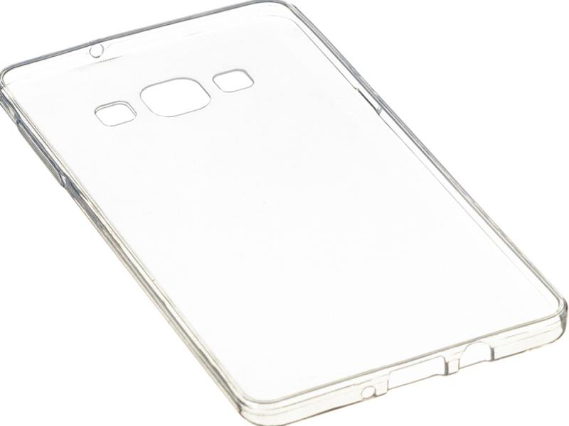 Чехол-накладка для Samsung Galaxy A7 iBox Crystal клип-кейс, силикон чехол накладка для lg g4 stylus ibox crystal клип кейс прозрачный силикон