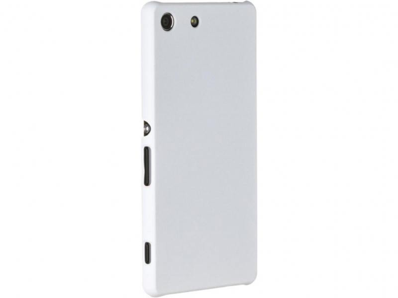 Чехол-накладка для Sony M5/M5 Dual Pulsar CLIPCASE PC Soft-Touch White клип-кейс, пластик made in china pneumatic solenoid valve sy3220 4lze m5