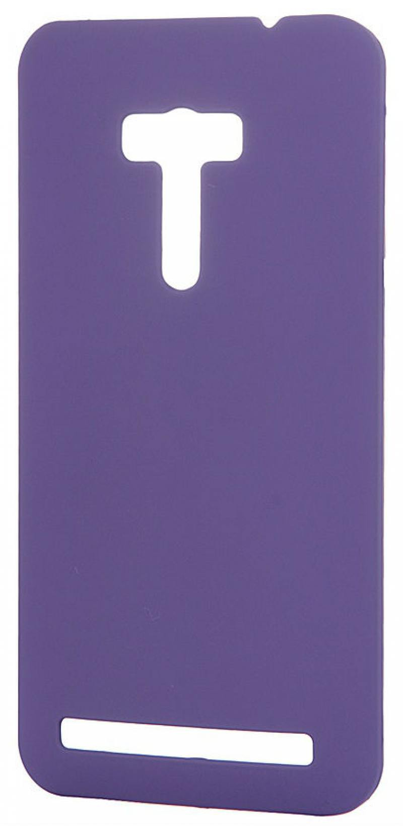 Чехол-накладка для Asus Zenfone Selfie ZD551KL Pulsar CLIPCASE PC Soft-Touch РСС0150 Blue клип-кейс, пластик стоимость