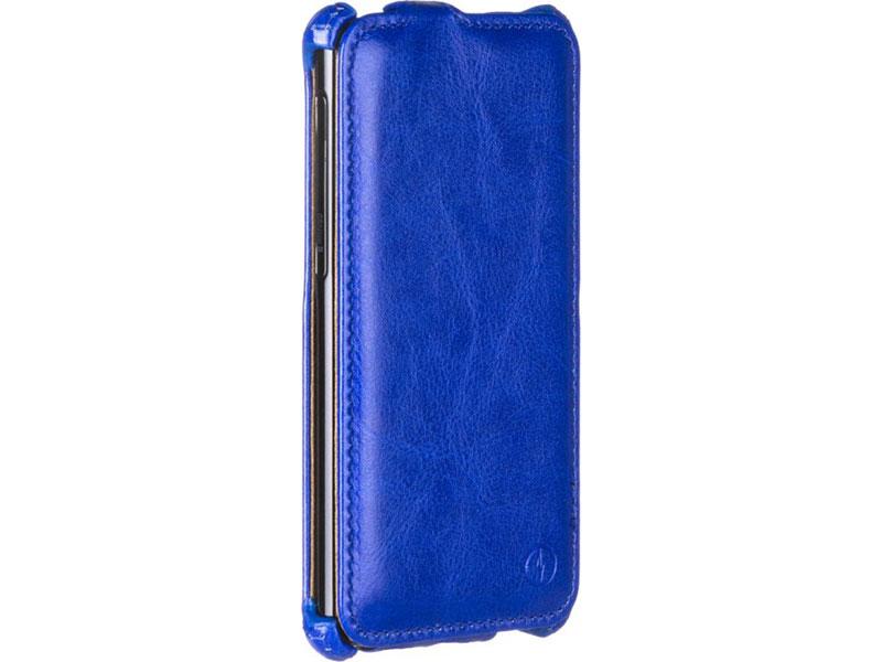 Чехол-книжка для Sony Xperia M5/M5 Dual PULSAR SHELLCASE Blue флип, кожзаменитель стоимость