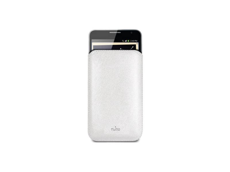 Чехол-накладка для Samsung Galaxy Note PURO Slim Essential Case White клип-кейс, искусственная кожа чехол для meizu m5c g case slim premium накладка золотистый