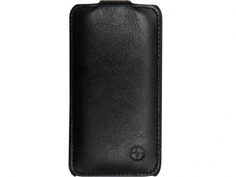 Чехол-флип для Philips I928 PULSAR SHELLCASE Black флип, искусственная кожа