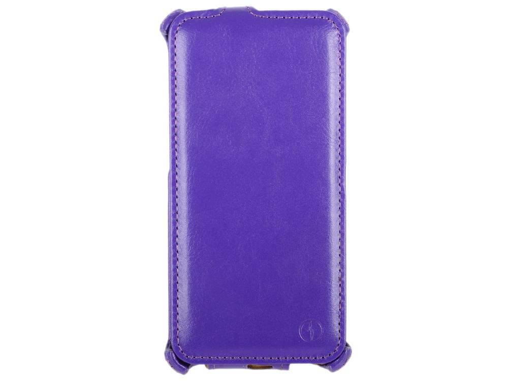 Чехол-книжка для Sony Xperia M5/M5 Dual PULSAR SHELLCASE Purple флип, искусственная кожа аксессуар чехол sony xperia m4 aqua dual armor full purple 7761 8752
