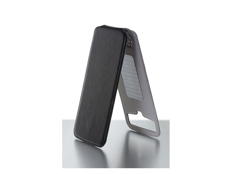 Чехол универсальный iBox UNI-FLIP для телефонов 3.3-3.8 дюйма черный