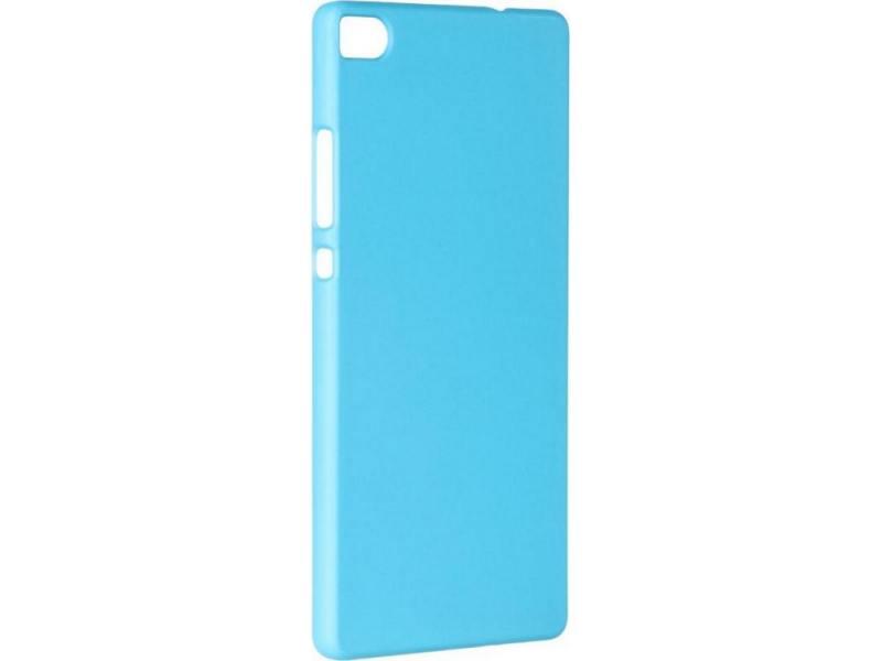 Чехол-накладка Pulsar CLIPCASE PC Soft-Touch для Huawei P8 (синяя) РСС0102 стоимость