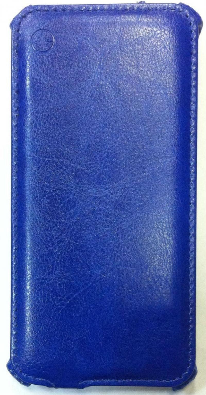 Чехол-обложка для ASUS Zenfone Selfie ZD551KL PULSAR SHELLCASE PSC0821 Blue флип, искусственная кожа, пластик blue stripes дизайн pu кожа флип обложка кошелек для карты памяти чехол для huawei honor 4c