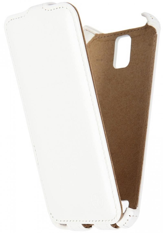 Чехол-книжка для ASUS Zenfone С (ZC451CG) PULSAR SHELLCASE White флип, искусственная кожа стоимость