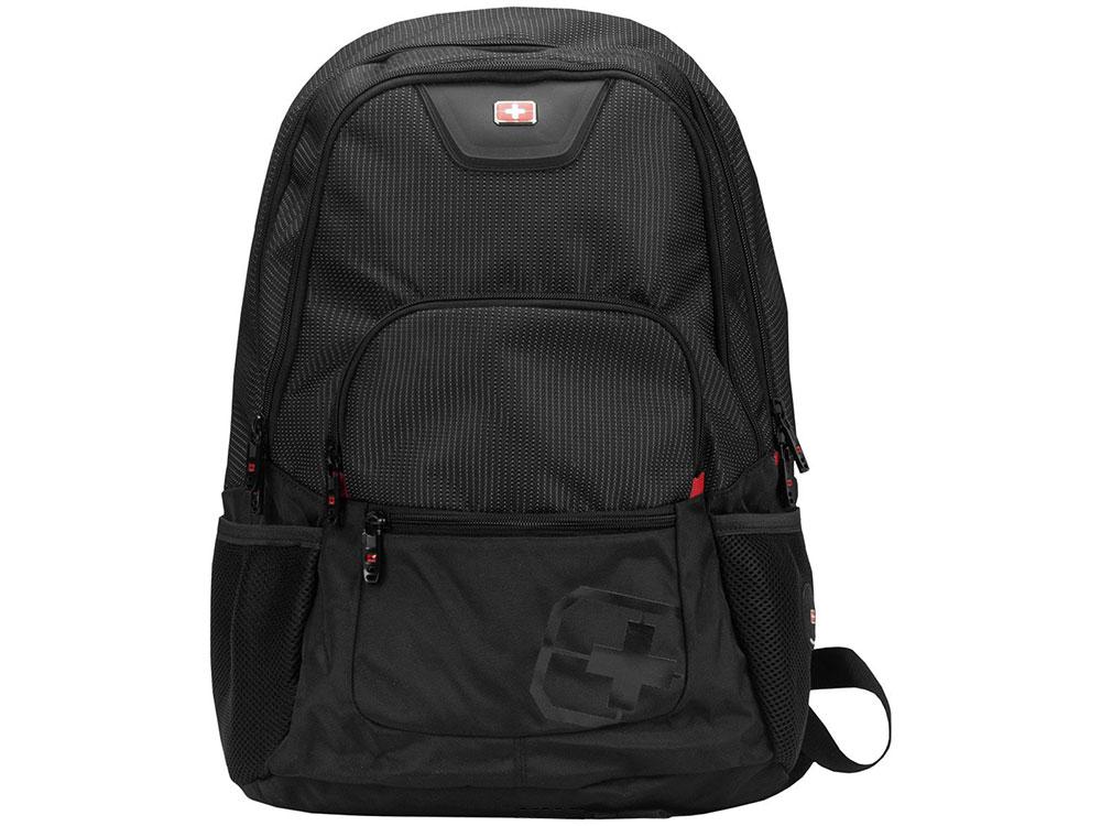 Рюкзак для ноутбука 16 Continent BP-305 BK полиэстер черный рюкзак adidas real id bp цвет белый cy5618