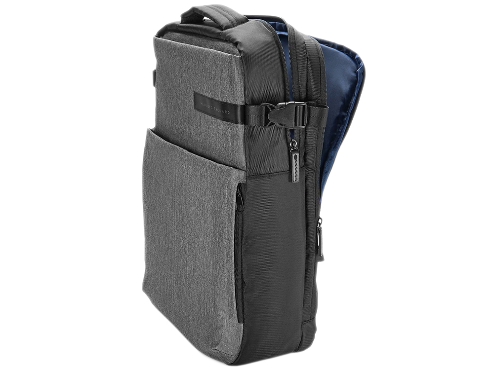 Рюкзак для ноутбука 15.6 HP L6V66AA Signature Backpack серый/черный рюкзак для ноутбука 15 6 thule lithos backpack tlbp 116 синий