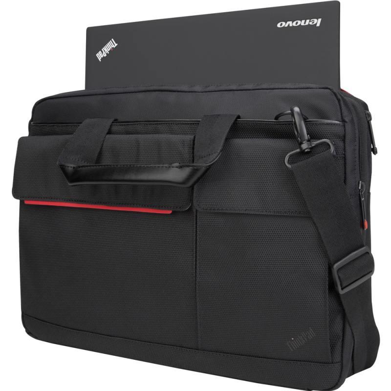 Сумка для ноутбука 15.6 Lenovo Professional Top load нейлон черный 4X40E77323 сумка для ноутбука 15 6 lenovo thinkpad professional topload