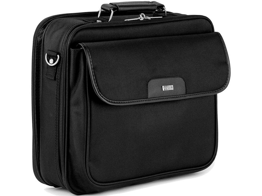Сумка для ноутбука 15.4 Targus Notepac Plus CNP1 полиэстер черный