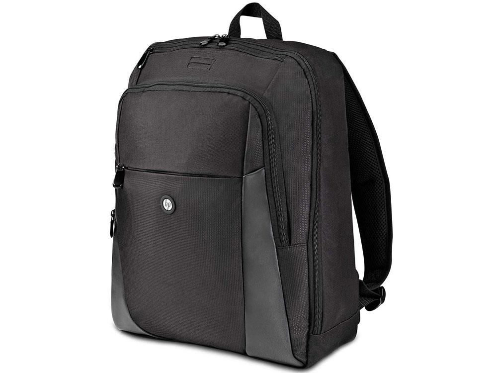 Рюкзак для ноутбука 15 HP H1D24AA Essential Backpack черный рюкзак adidas harden backpack dw4716 черный