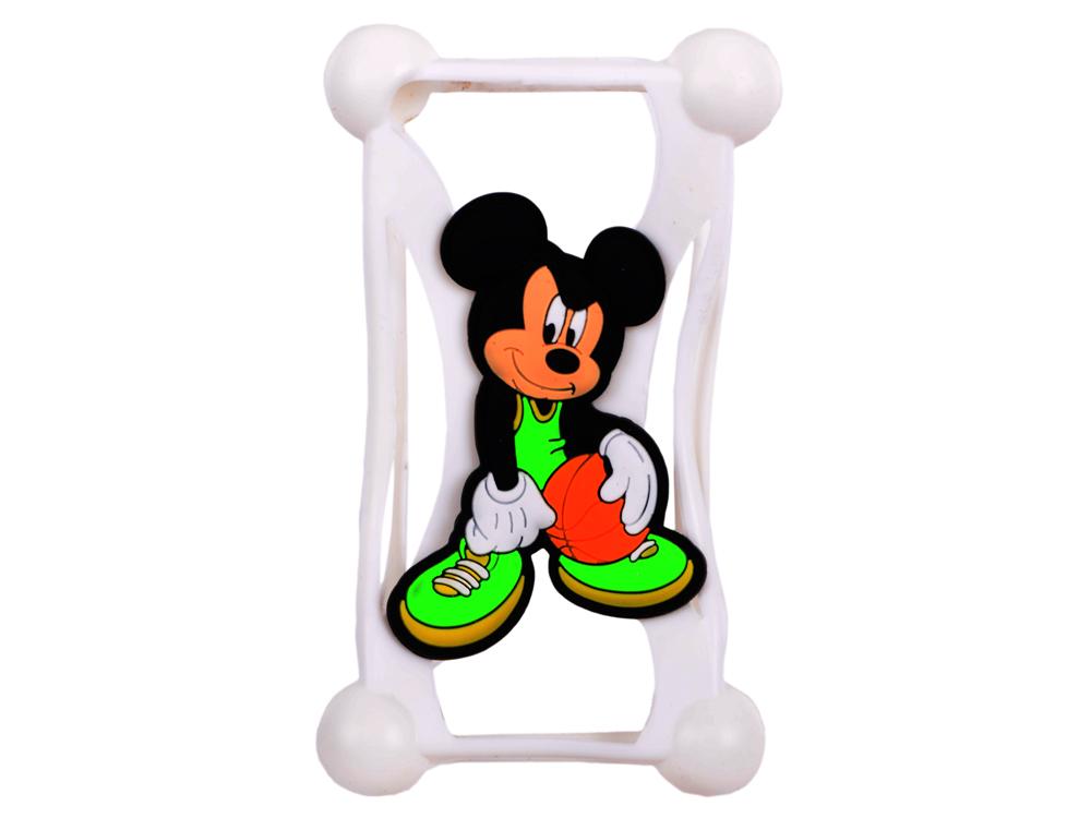 Бампер силиконовый IQ Format Дисней/Лукас Микки 2 развивающая игрушка iq format сортер