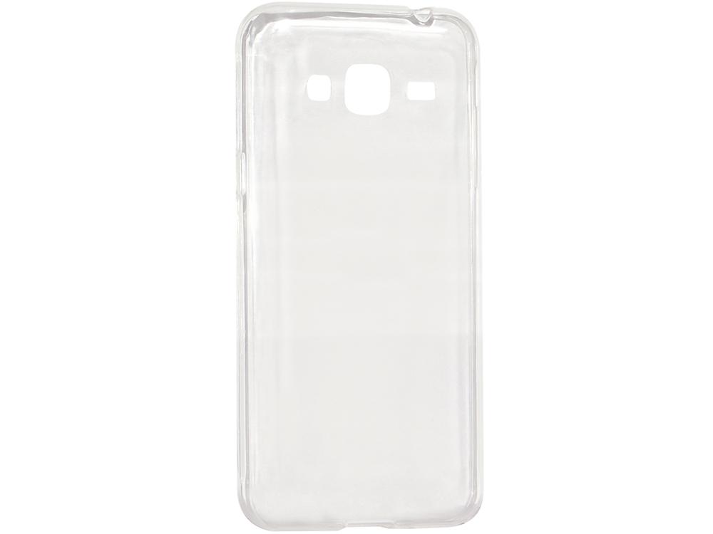 Крышка задняя для Samsung Galaxy J5 Силикон Прозрачный смартфон samsung galaxy j5 2016 16gb black