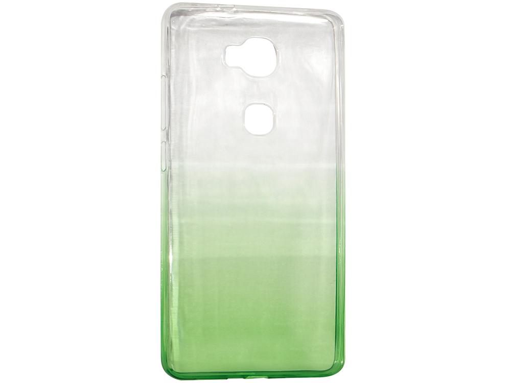 цена на Крышка задняя для Huawei 5X Силикон Зелёный