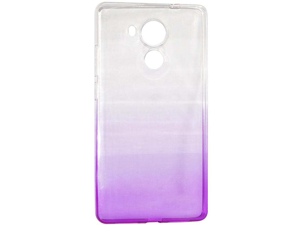 Крышка задняя для Huawei MATE 8 Силикон Фиолетовый крышка задняя для huawei p8 lite силикон фиолетовый