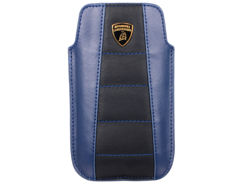 Чехол iMOBO Lamborghini Gallardo-D1 для iPhone 4S iPhone 4 чёрный синий чехол для iphone 4 4s angry birds 1 401