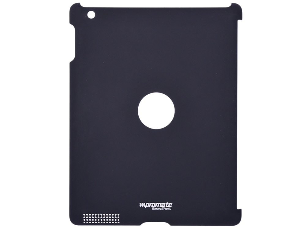 Накладка Promate SmartShell.1 для iPad 2 чёрный IPAS303G promate promate kino