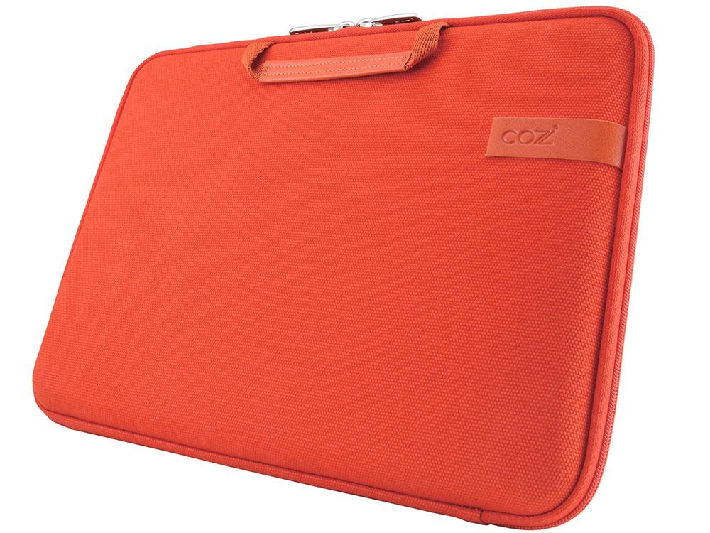 Сумка для ноутбука 13 Cozistyle Smart Sleeve хлопок кожа оранжевый CCNR1301 сумка для ноутбука 13 cozistyle aria smart sleeve кожа золотистый