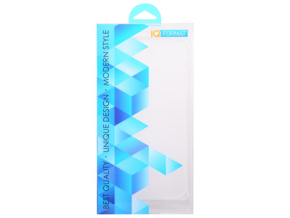 Крышка задняя для iPhone 7 Plus slim белая iq format чехол крышка iq format slim для apple iphone 7 plus 8 plus пластик голубой